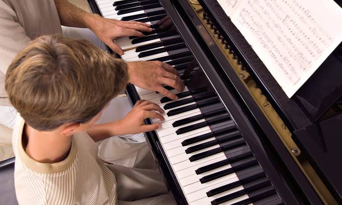 kids home piano lessons sydney