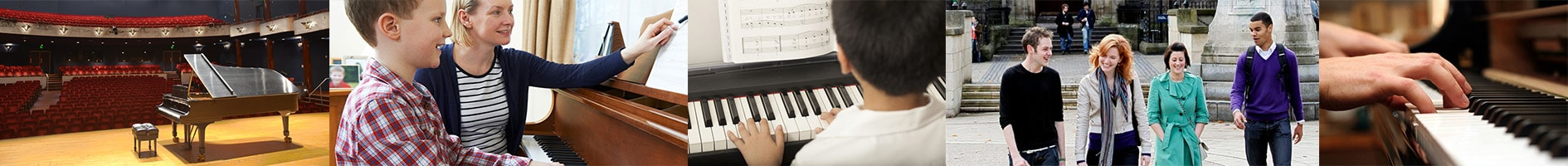 One-on-one Home Piano Lessons 2