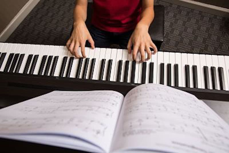 piano students musical styles