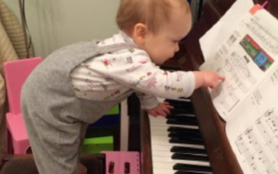 Toddlers Piano Lessons