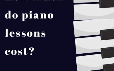 How Much do Piano Lessons Cost?
